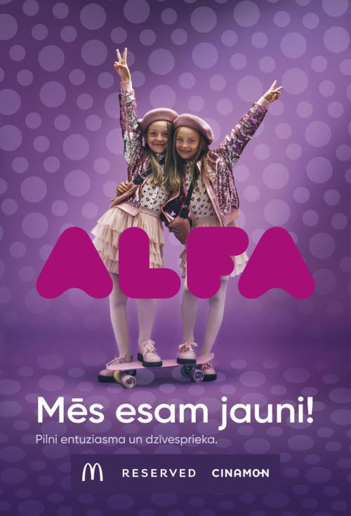 Alfa Rebranding